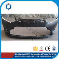 PLASTIC FRONT BUMPER FOR TOYOTA YARIS2015 GOOD QUALITY