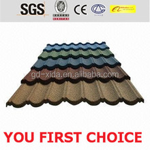 New Style Colored Sand Coated Metal Roof