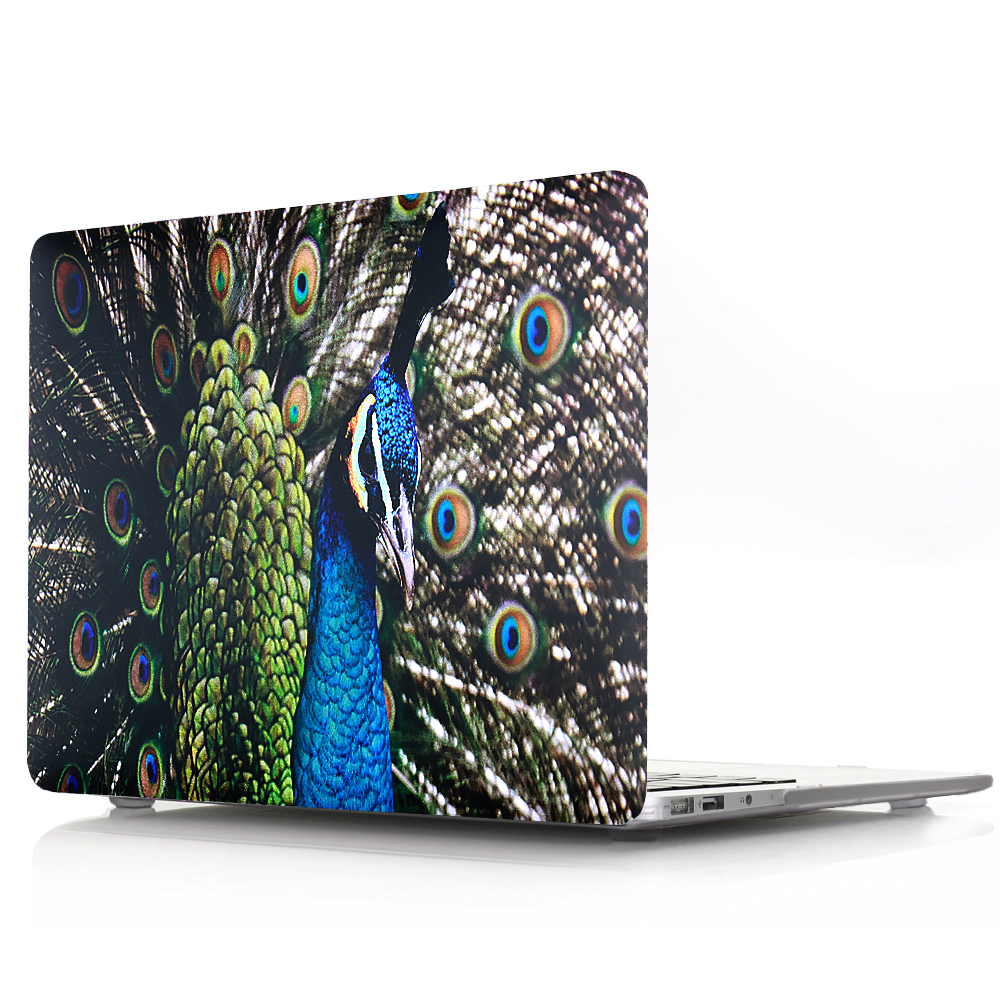 Hot Selling Color Painting Laptop Shell Custom Pattern Laptop Hard Case Cover For Macbook Air A1370 A1534 11.6 Inch 12 Inch