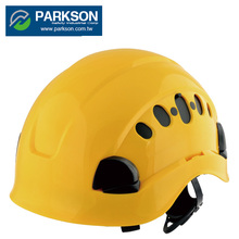 PARKSON Taiwan Climbing safety helmet Ventilation Design Earmuff Available Rock climbing SM-909 Mountaineering Protection
