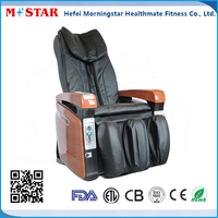 Mall And Hotel Vending Bill /Coin Operated Massage Chair For Business