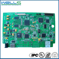 Electronic PCB assembly, PCB Assembly OEM, PCB Assembly SMT proction line