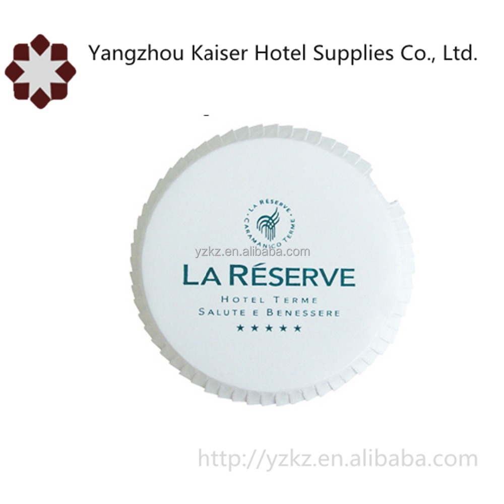 wholesale luxury hotel paper cup cover for 3-5 star hotel