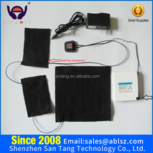 7.4V Heating Pad for Heated Jatcket with Lithium Battery