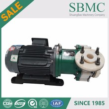 PTFE lining iso 2858 20hp centrifugal pumps manufacture
