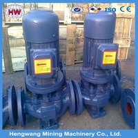 Pipe Centrifugal Pump/Small Centrifugal Pump/Pipeline Centrifugal Pump