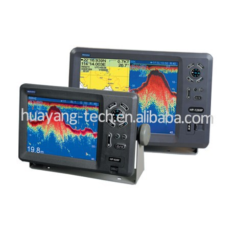 12inch boat GPS and fish finder