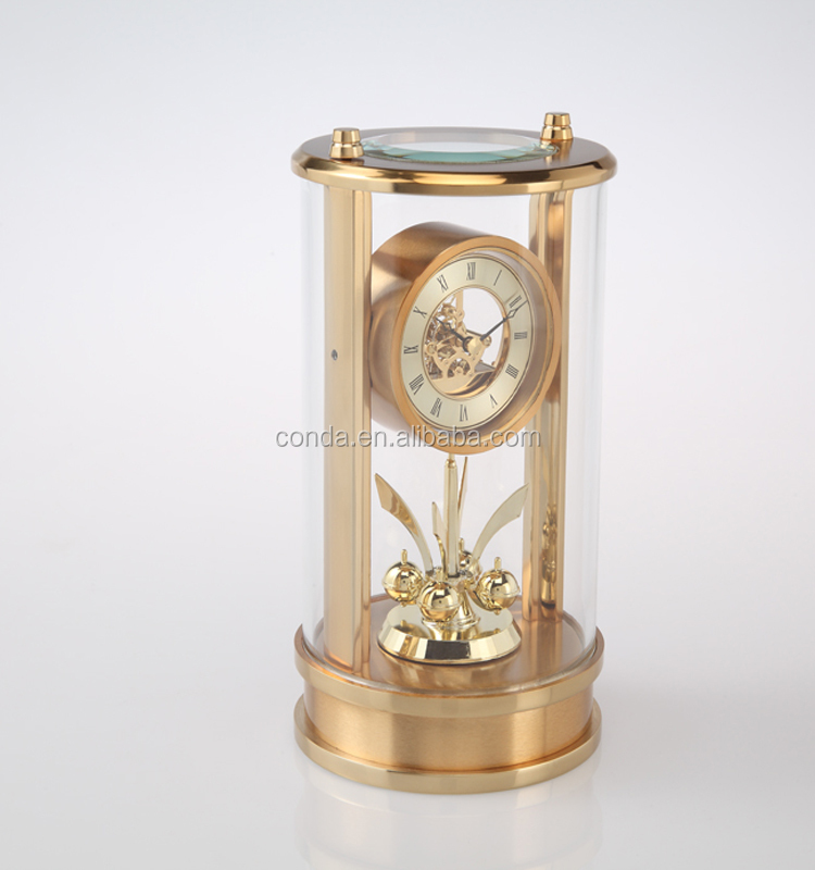 Quartz Analog Type office decorative clock for gifts promotion