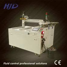 Automatic Epoxy adhesive AB glue dispensing and injection machine