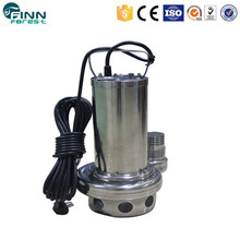 submersible electric water pump with LED light for water fountain
