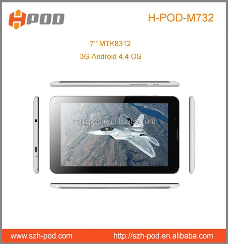 dual sim card slot 3g android 4.1.1 free 3d games tablet pc 7 inch mid wifi gps fm