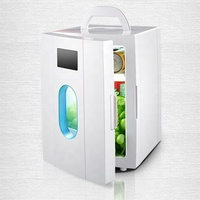 Wholesales Gas electrical 12V Noiseless Absorption Refrigerator blue mini fridge