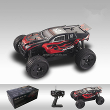 Promotion gift 1:16 scale 2.4G Electric Powered high power rc model car with oil-filled shocks and speed up to 30km/h