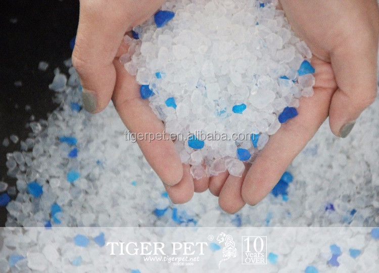 Boxes Crystal Silica Gel Activated Carbon Cat Litter