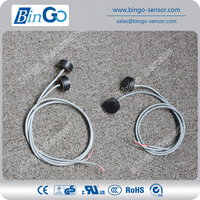 Liquid Ultrasonic Flow sensor for fuel, water, gas