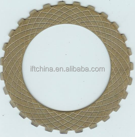 China supplier transmission parts 232779 friction disc for sale