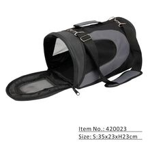 Petstar Factory Supply Adjustable Fashion Dog Bag Easy To Carry Pet Care Bag