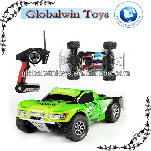 2014 Racing Rc Truck !! WLtoys A969 1:18 2.4G 50KM/H High Speed Racing Car remote control cars