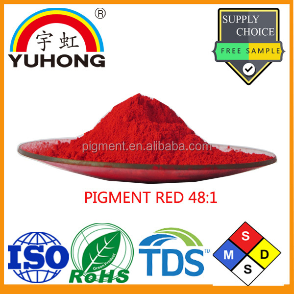 Dyes and OrganicPigments Supplier for Inks Manufacturers,Ink Red Pigment 48:1