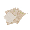 Shopping Grocery Wholesale Fruits And Vegetables Reusable Organic Drawstring Net Produce Cotton Mesh Bag