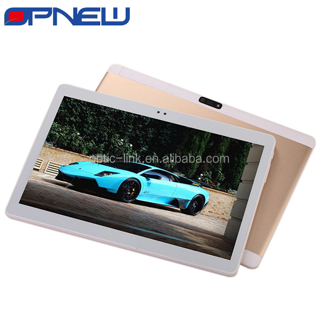 China new arrival 10 inch 4g tablet android 7.0 Nougat phablet tablet with dual sim card slot phone call 4g lte bands OPNEW