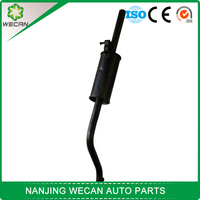 Passed ISO 9001 test auto parts top quality in stock exhaust pipe for chevrolet N300 N200