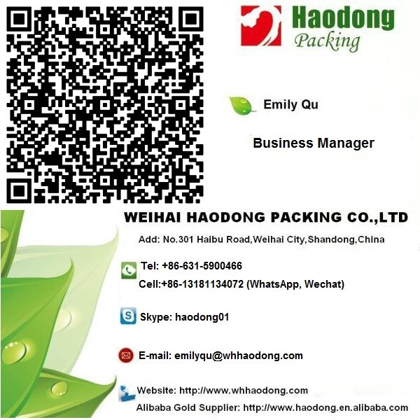 Manufacturer Supply Food Packaging Plastic Film Rollstock