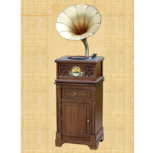 New arrival gramophone player wooden antique phonograph for sale
