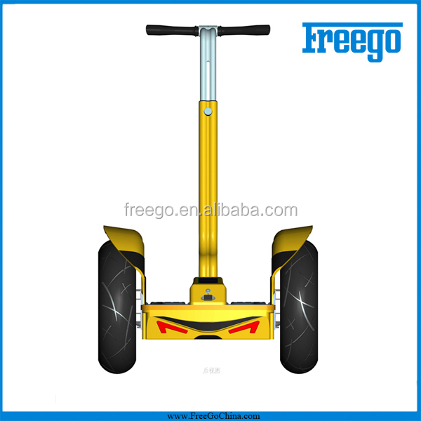 Freego Offroad Self Balancing Electric Scooter Electric Balance Scooter By Standing And Walking