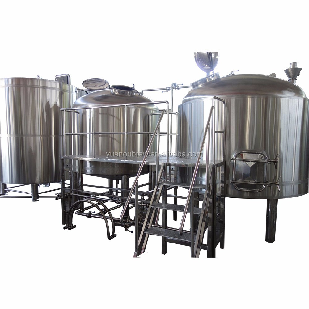 Large brewery factory price 3000L beer brewing line equipment