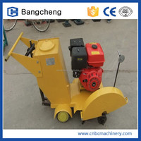 concrete cutter road cutter with HONDA engine, concrete groove cutter