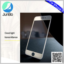 for iphone 6/6s 4.7 inch tempered glass lcd screen protector 3d full coverage wholesale price from China