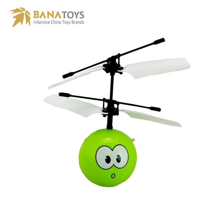 Induction UFO Drone Flying Ball Toy Magic