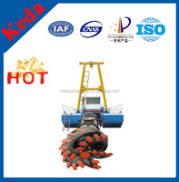 Cheaper sand suction river dredger/dredge/machine/boat/vessel/equipment