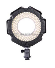 buy direct from the manufacture Tolifo led ring video light for camera light with hot shoe