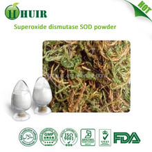 100% nature from herbal extract manufacturer of SOD powder Superoxide Dismutase powder