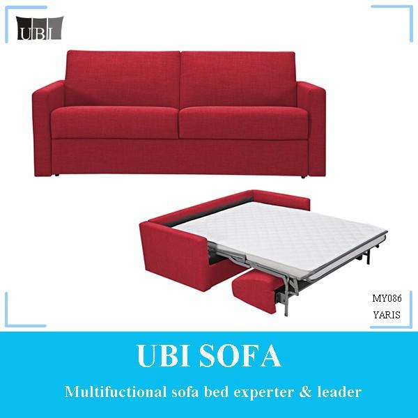 Modern italian sofa bed mechanism sofa cum bed my086 for Sofa bed mechanism