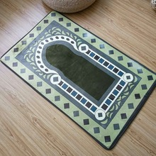 Luxury Padded Prayer Mat islamic Sponge padded mat for ultimate comfort