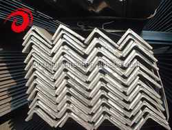 SS400 Unequal Steel Angle Bar of Construction National Iron