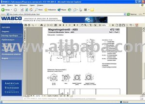 Spare Parts Catalogue Software