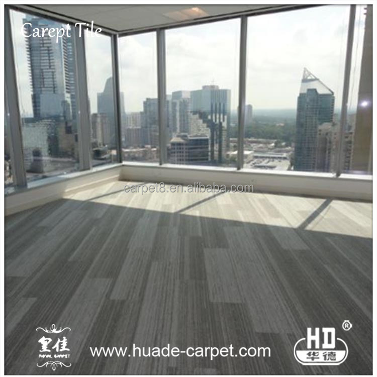 5 Star First Grade Project Commercial Office Nylon Tile Carpet