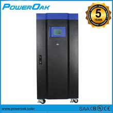 PowerOak ES5048 5kW 12.0kWh on off solar energy storage systems ESS for home