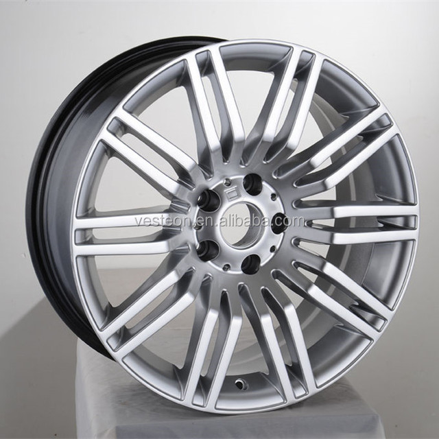 VESTEON high quality car alloy wheels rims for sale 15 16 17 18 19 20 inch
