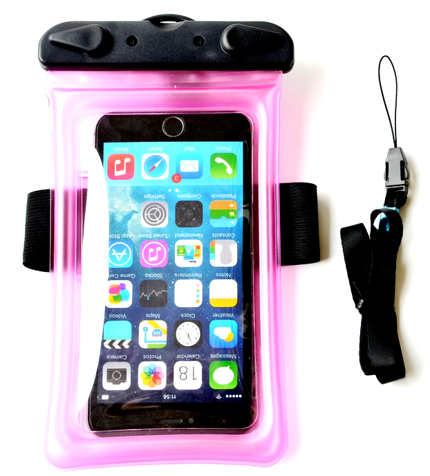 Promotion Gift ABS Closer PVC Floating Waterproof Waist Pouch For Cell Phone