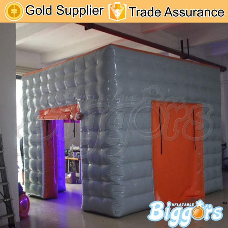 Lighting Inflatable Photo Booth Party Tent with LED for Sale