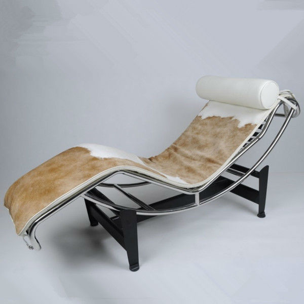 Leisure furniture le corbusier lc4 chaise lounge