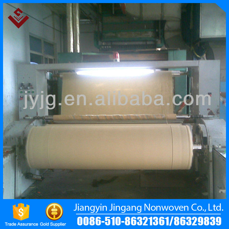 PP Spunbonded Nonwoven Fabric Cutting Machine For Fabric