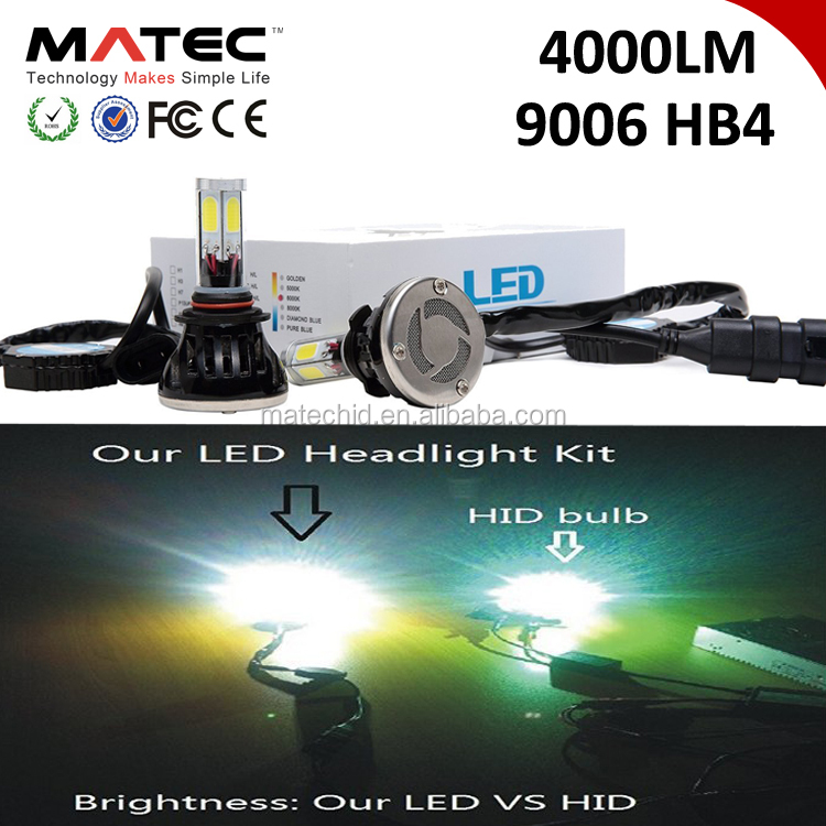 9-36v 80w 8000lm single beam led headlight for w203