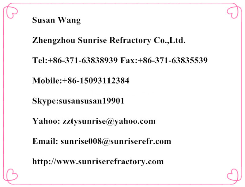 Refractory Electrocast AZS for Glass Melting Furnace
