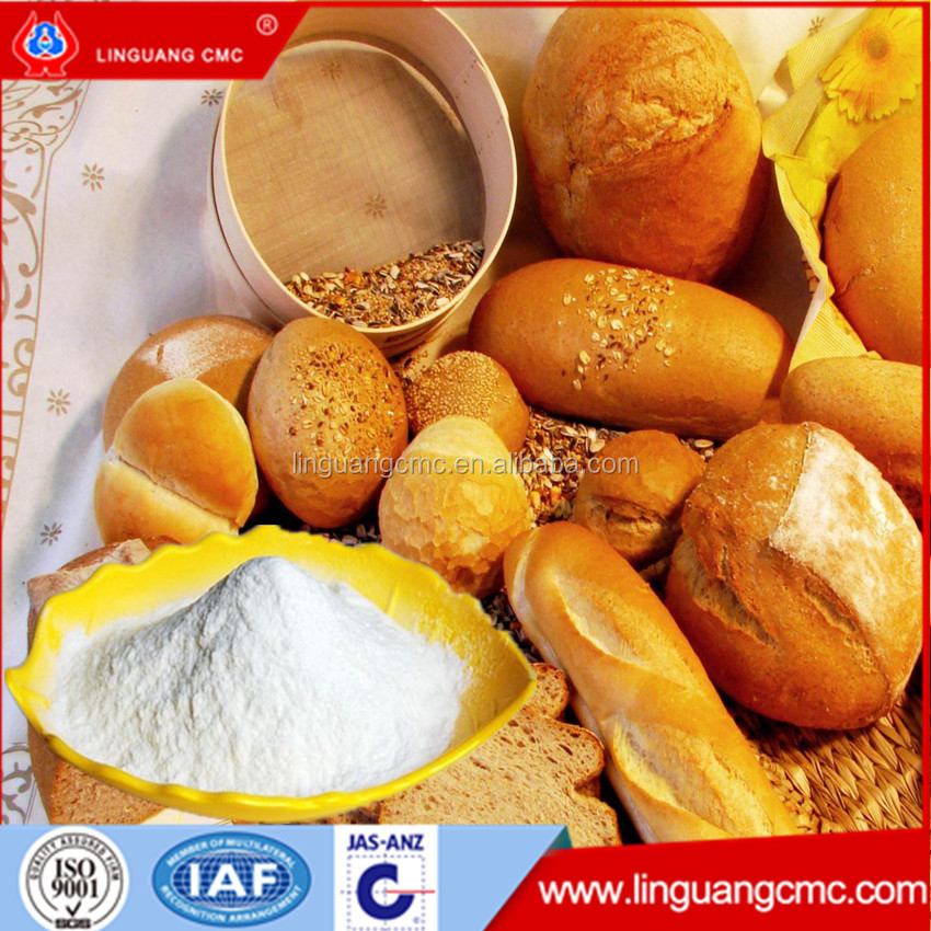 Carboxymethyl Cellulose(CMC) as food additives for bread hot selling